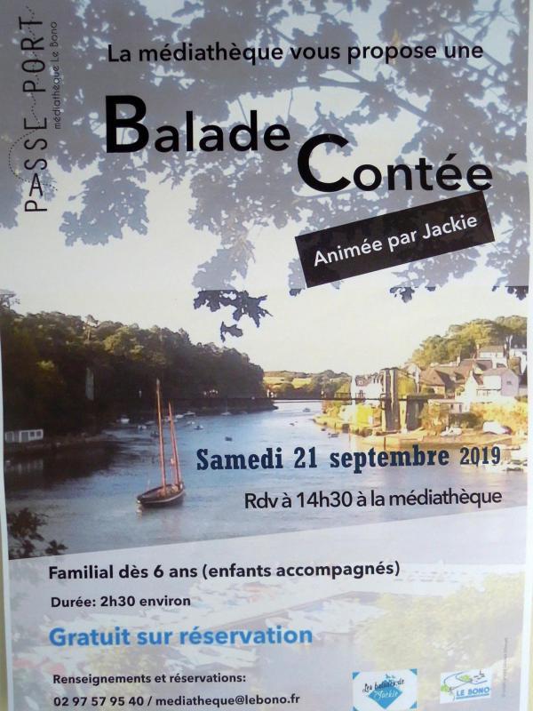 Balade contee