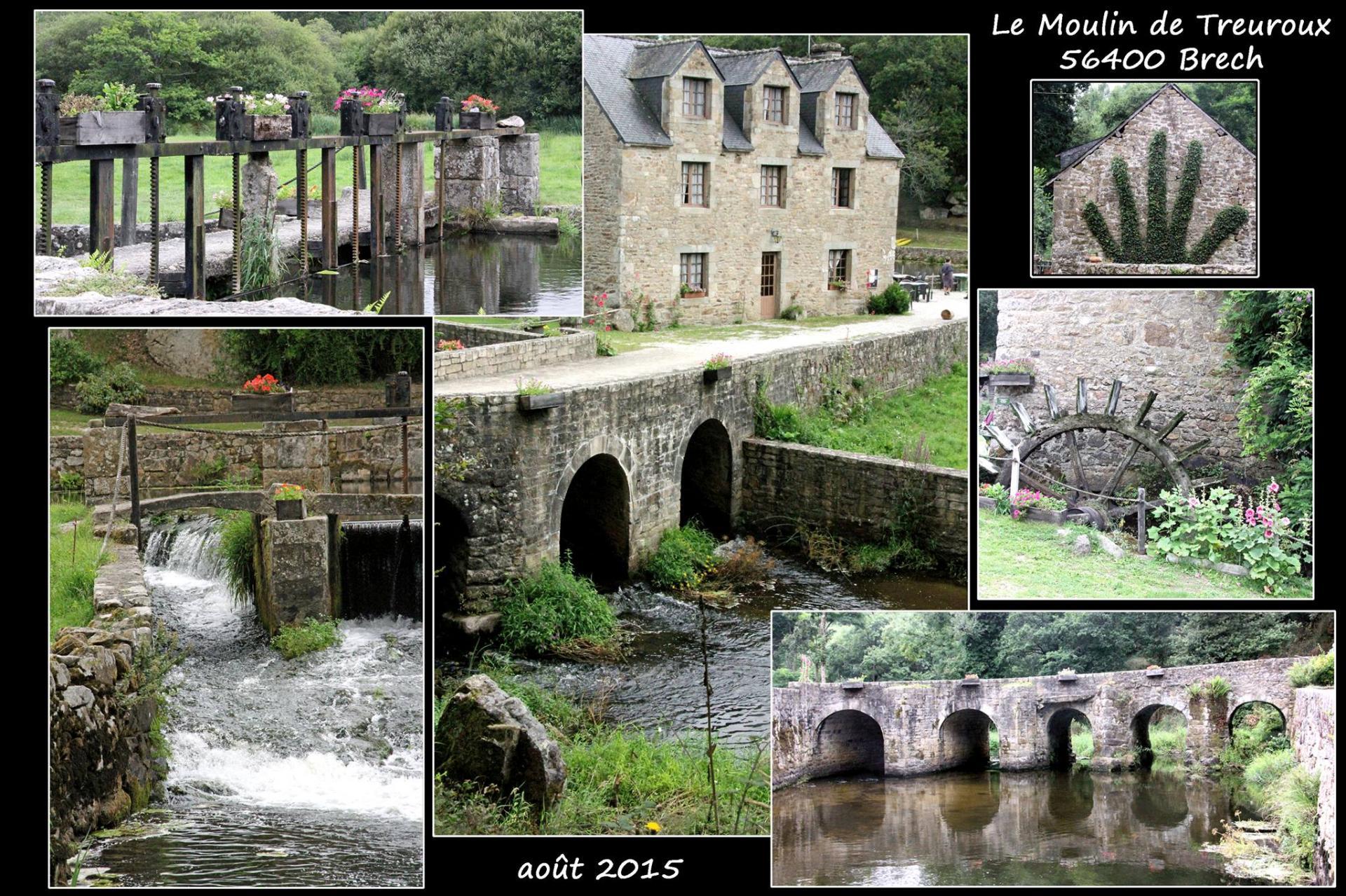Moulin de treuroux